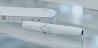 La cigarette électronique IQOS