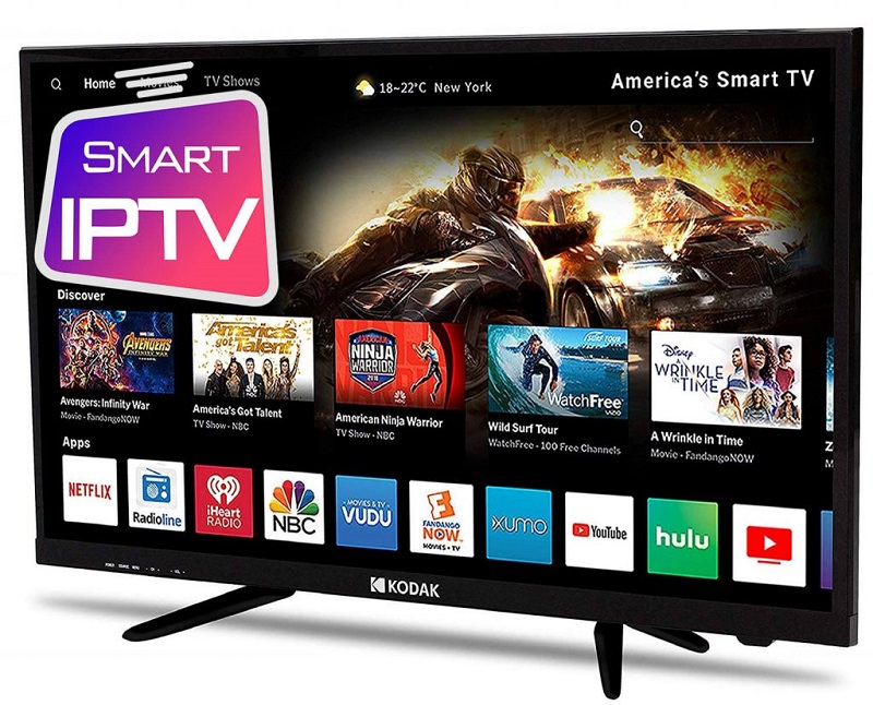 Comment installer Smart ipTV sur TV Samsung