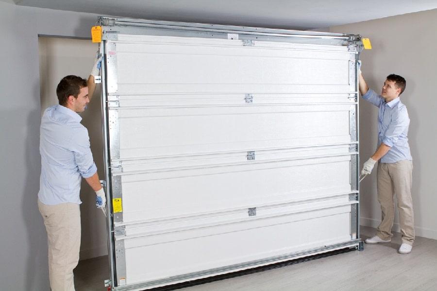 les comp tences d un installateur de porte de garage. Black Bedroom Furniture Sets. Home Design Ideas